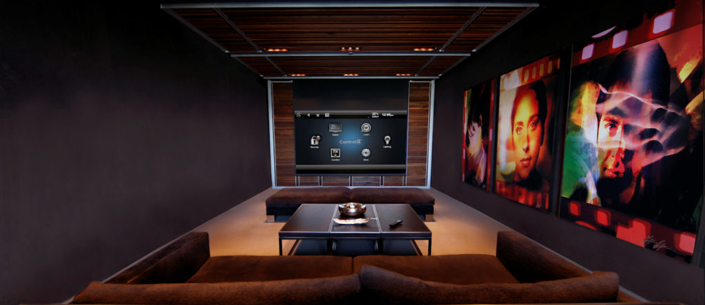 Houston Custom Home Theater Systems