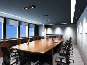 Conference Room Sound Installation Houston TX