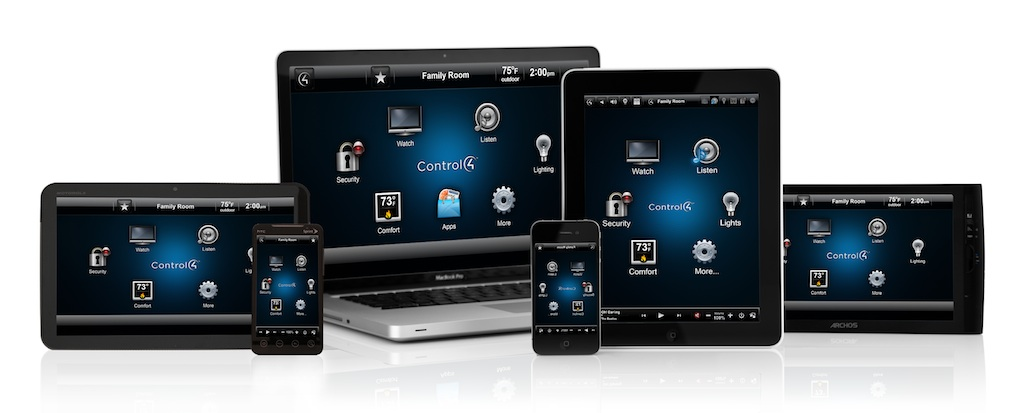 Control4 Home Automation System Installer