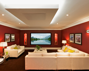 Custom Home Theater Installation in Sugar Land Texas